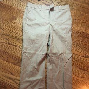 Talbots Windsor 2P Italian Flannel Dress Pants